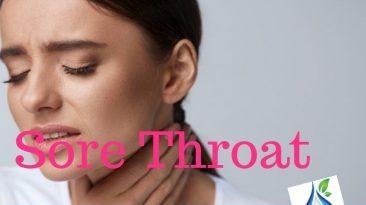 sore throat 366x205 - 3 Best Essential Oils For Sore Throat